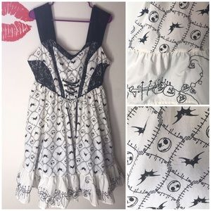 Nightmare Before Christmas Disney Swing Dress 16